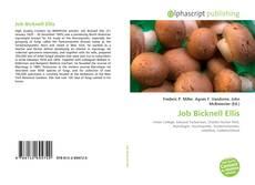 Обложка Job Bicknell Ellis
