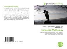 Copertina di Hungarian Mythology