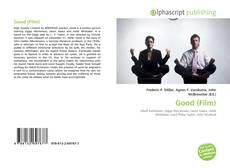 Buchcover von Good (Film)