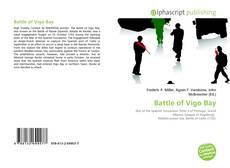 Portada del libro de Battle of Vigo Bay