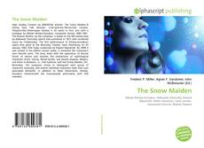 Bookcover of The Snow Maiden