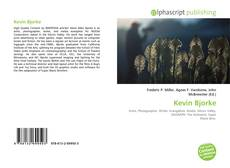 Kevin Bjorke的封面