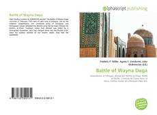 Battle of Wayna Daga的封面