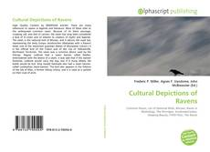 Borítókép a  Cultural Depictions of Ravens - hoz