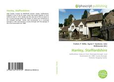 Bookcover of Hanley, Staffordshire