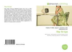 Bookcover of The TV Set