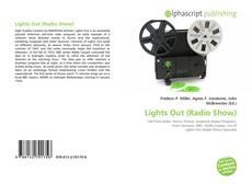 Couverture de Lights Out (Radio Show)