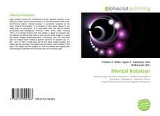Couverture de Mental Rotation