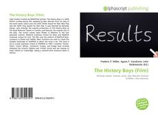 Bookcover of The History Boys (Film)