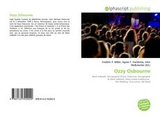Bookcover of Ozzy Osbourne