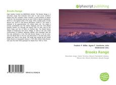 Portada del libro de Brooks Range