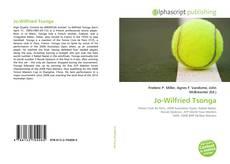 Portada del libro de Jo-Wilfried Tsonga