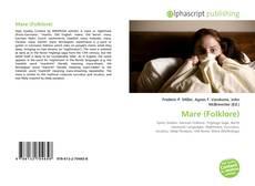 Bookcover of Mare (Folklore)