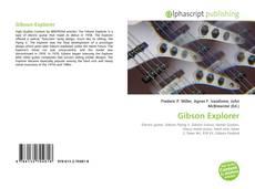 Portada del libro de Gibson Explorer