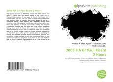 Buchcover von 2009 FIA GT Paul Ricard 2 Hours