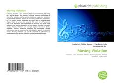 Bookcover of Moving Violation