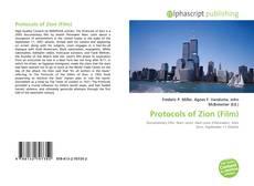 Couverture de Protocols of Zion (Film)