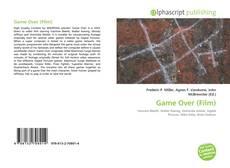 Обложка Game Over (Film)