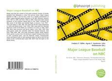 Bookcover of Major League Baseball on NBC