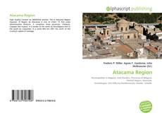 Bookcover of Atacama Region