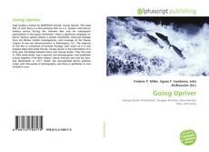 Copertina di Going Upriver