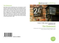 Buchcover von The Statement