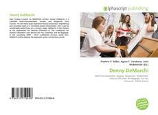 Portada del libro de Denny DeMarchi