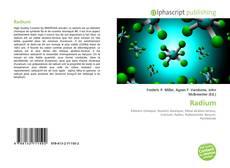 Обложка Radium