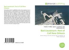Bookcover of Bad Lieutenant: Port of Call New Orleans
