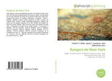 Buchcover von Rangers de New York