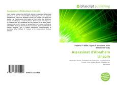 Bookcover of Assassinat d'Abraham Lincoln