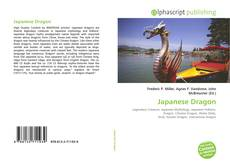 Bookcover of Japanese Dragon