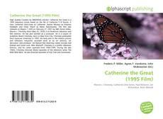 Catherine the Great (1995 Film) kitap kapağı