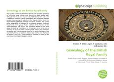 Bookcover of Genealogy of the British Royal Family