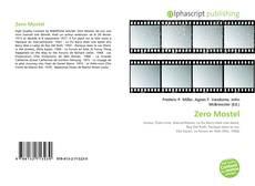 Bookcover of Zero Mostel