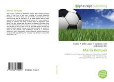 Couverture de Mario Kempes
