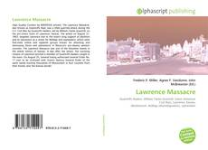 Bookcover of Lawrence Massacre