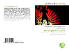 Portada del libro de The Legend of Zorro