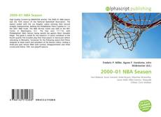 Bookcover of 2000–01 NBA Season