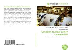Buchcover von Canadian Nuclear Safety Commission