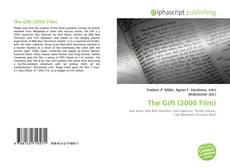 Copertina di The Gift (2000 Film)