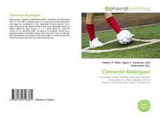 Portada del libro de Clemente Rodríguez