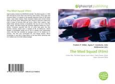 Portada del libro de The Mod Squad (Film)
