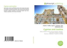 Bookcover of Cyprian and Justina