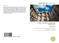 Bookcover of Devota