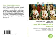 Bookcover of Jesus' Interactions With Women