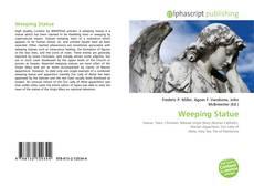Borítókép a  Weeping Statue - hoz