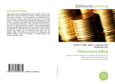 Bookcover of Vietnamese Dồng