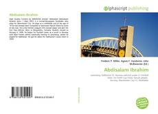 Bookcover of Abdisalam Ibrahim