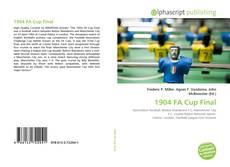 Обложка 1904 FA Cup Final